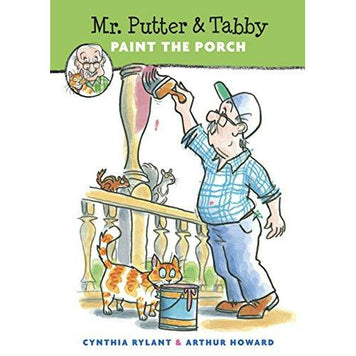 Mr. Putter & Tabby Paint The Porch - 9780152024741 - Hmh - Menucha Classroom Solutions