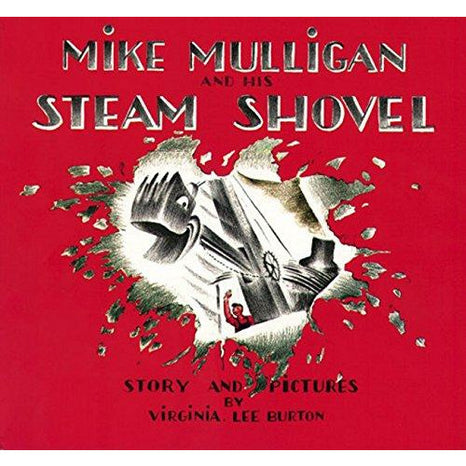 Mike Mulligan And His Steam Shovel - 9780395259399 - Hmh - Menucha Classroom Solutions