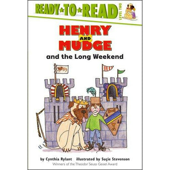 Henry And Mudge: And The Long Weekend - 9780689810091 - Simon And Schuster - Menucha Classroom Solutions