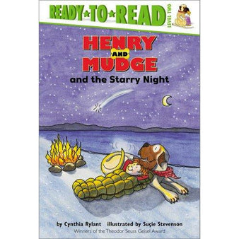 Henry And Mudge: And The Starry Night - 9780689811753 - Simon And Schuster - Menucha Classroom Solutions
