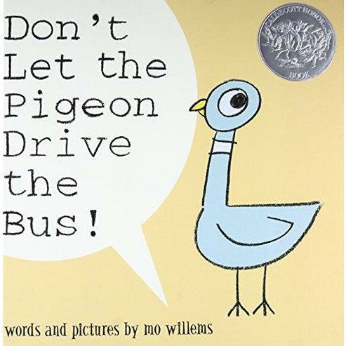 Dont Let The Pigeon Drive The Bus! - 9780786819881 - Hachette - Menucha Classroom Solutions
