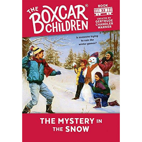 Boxcar Children: #32 The Mystery In The Snow