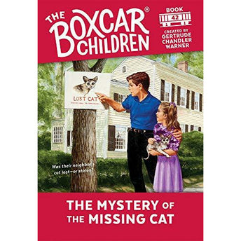 Boxcar Children: #42 The Mystery Of The Missing Cat