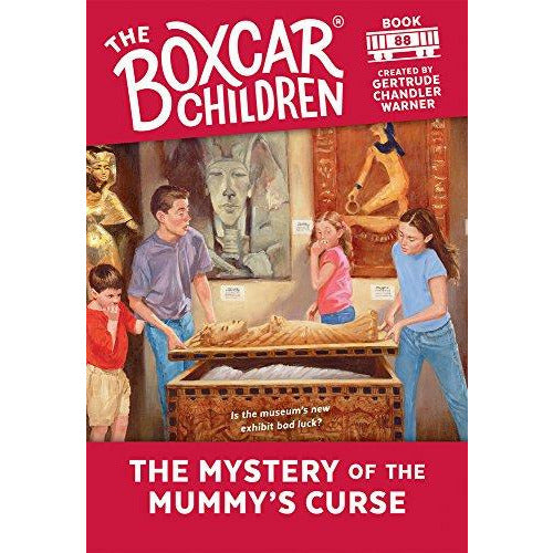Boxcar Children: #88 The Mystery Of The Mummy's Curse