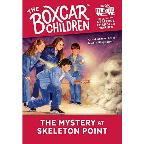 The Mystery At Skeleton Point: Boxcar Children