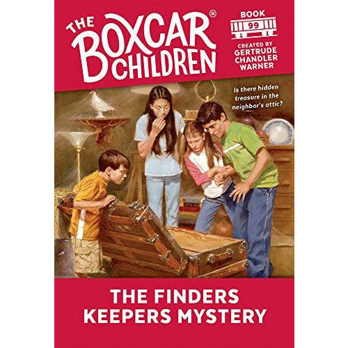 Boxcar Children: #99 The Finders Keepers Mystery