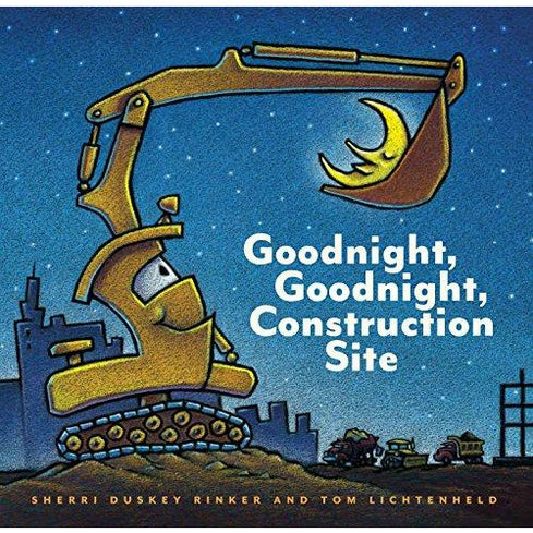 Goodnight Goodnight Construction Site - 9780811877824 - Hachette - Menucha Classroom Solutions