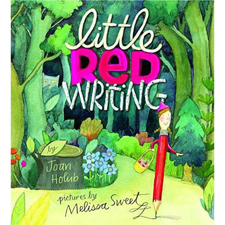 Little Red Writing - 9780811878692 - Hachette - Menucha Classroom Solutions