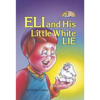 Eli And His Little White Lie, [product_sku], Artscroll - Kosher Secular Books - Menucha Classroom Solutions