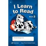Abeka I Lrn Read 3 (pk10) I Learn To Read Book 3 (package Of 10)