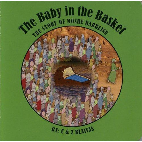 The Baby In The Basket - 9781600911187 - Ibs - Menucha Classroom Solutions