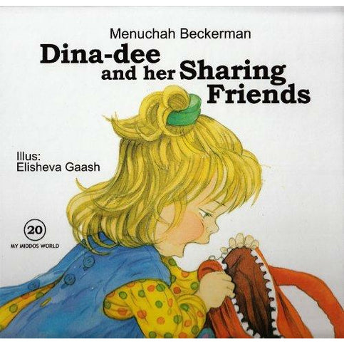 Dina-Dee And Her Sharing Friends - 9781600911699 - Ibs - Menucha Classroom Solutions