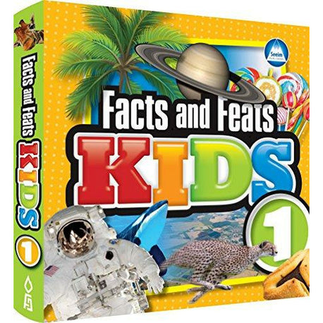Facts And Feats Kids #1 - 9781680252408 - Feldheim - Menucha Classroom Solutions