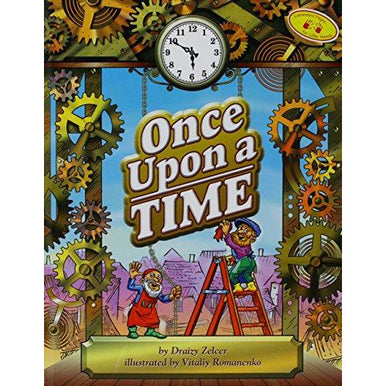 Once Upon A Time - 9781929628001 - Hachai - Menucha Classroom Solutions