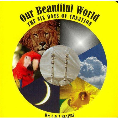 Our Beautiful World - 9781931681919 - Ibs - Menucha Classroom Solutions