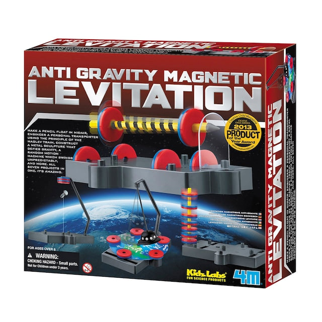 Anti-Gravity Maglev