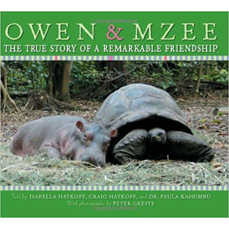 Owen & Mzee: The True Story of a Remarkable Friendship