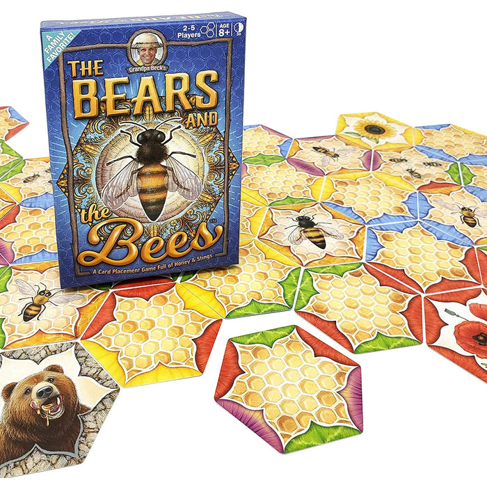 The Bears and The Bees Card Game