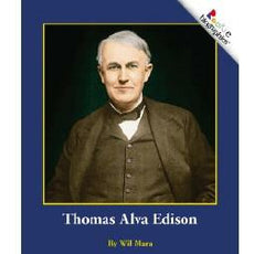 Rookie Biographies: Thomas Alva Edison