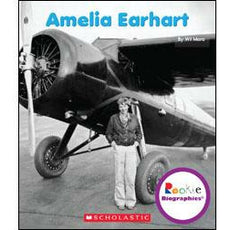 Rookie Biographies: Amelia Earhart