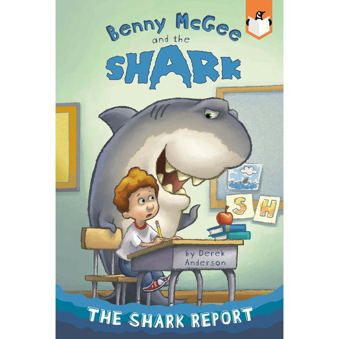 The Shark Report (Benny MCGee and the Shark)