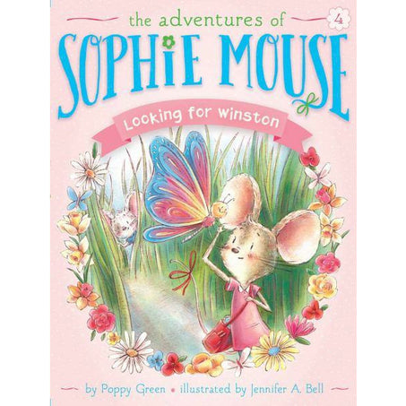 Looking for Winston (Adventures of Sophie Mouse #4)