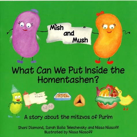 Mish & Mush What Can We...homentashen - Feldheim - Menucha Classroom Solutions