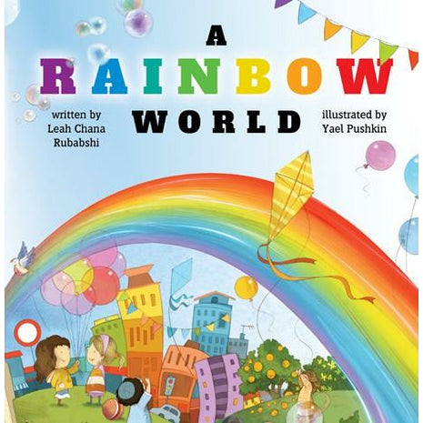 Rainbow World - Feldheim - Menucha Classroom Solutions