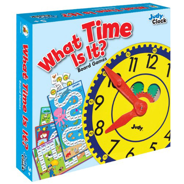 What Time Is It? (Board Game)