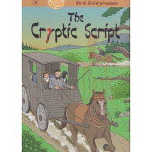 The Cryptic Script - Eli & Gold [Hardcover]