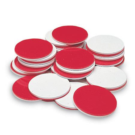 Two-Color Counting Chips, Set of 200