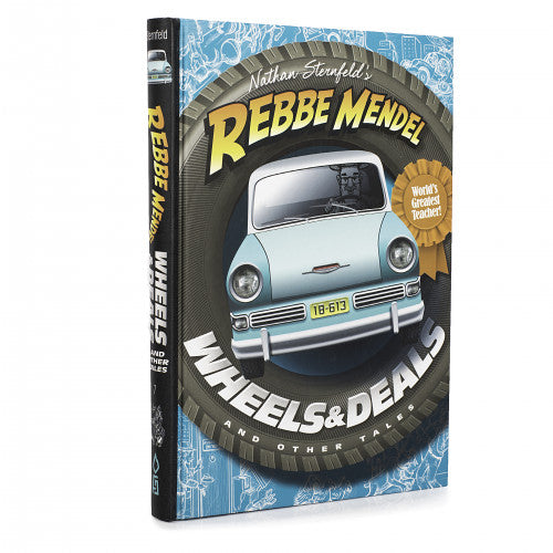 Rebbe Mendel #7: Wheels & Deals