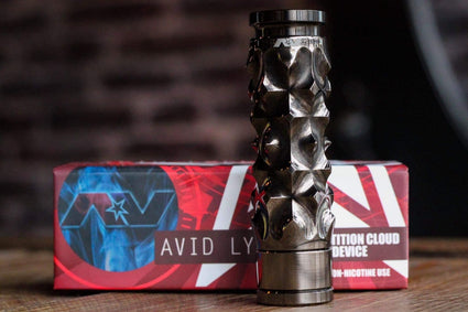 AVID LYFE MECHANICAL MOD NICKEL MEDIEVAL