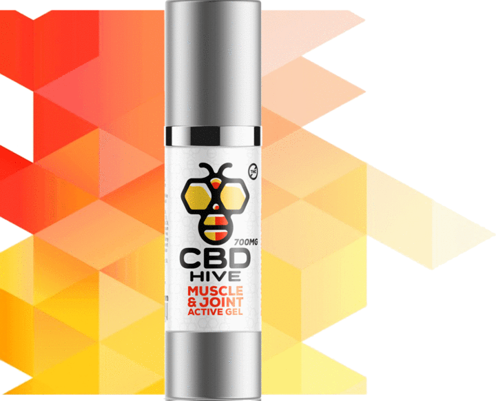 CBD HIVE ACTIVE TOPICAL GEL 700MG