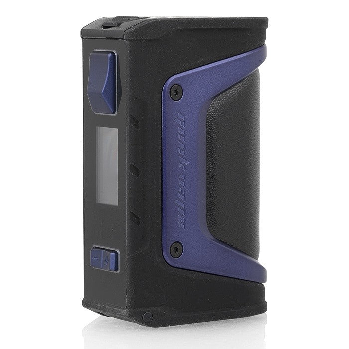 GEEK VAPE AEGIS LEGEND NAVY BLUE 200W DUAL EXTERNAL BATTERY INDESTRUCTIBLE BOX MOD
