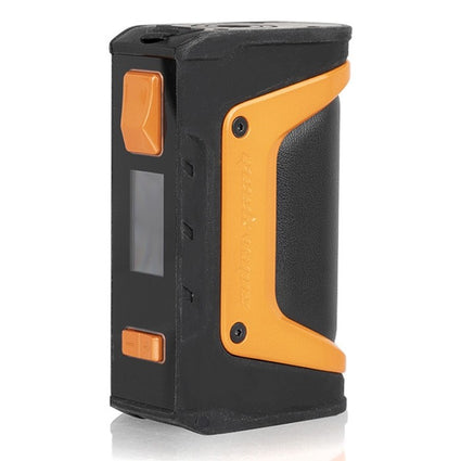 GEEK VAPE AEGIS LEGEND ORANGE 200W DUAL EXTERNAL BATTERY INDESTRUCTIBLE BOX MOD