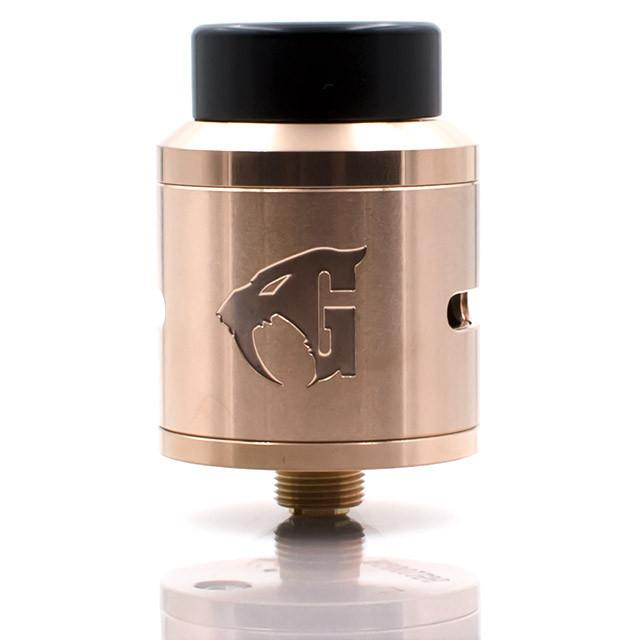 CUSTOM VAPES GOON 1.5 ROSE GOLD REBUILDABLE RDA