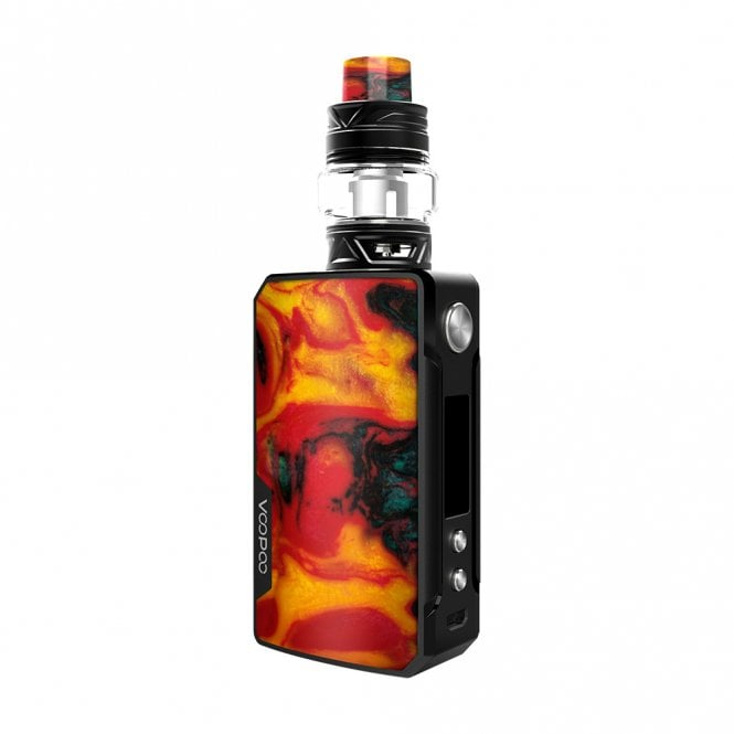 VOOPOO DRAG 2 KIT SUB OHM DUAL EXTERNAL BATTERY MOD FLAME CLOUD DEVICE