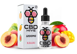 CBD HIVE KAUAI TROPICAL TINCTURE 1200MG 60ML