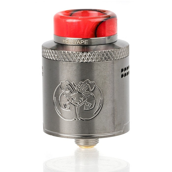 HELLVAPE DROP DEAD RDA - FULL BLACK