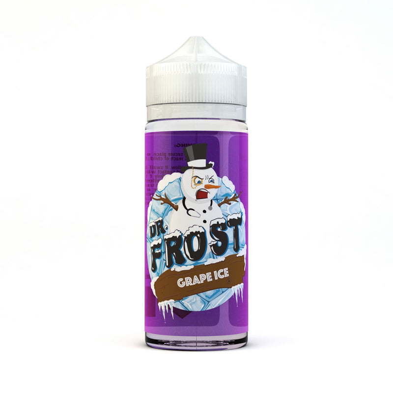 DR FROST BUBBLEGUM CANDY CANE 100ML SHORTFILL E-LIQUID