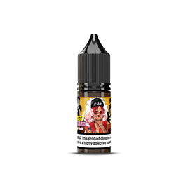 FRESH VAPE CO SUNSET BOULEVARD 10ML SALT NICOTINE - FRUITY PEACH PASSION FRUIT MENTHOL 10MG OR 20MG