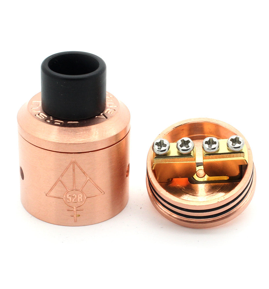 CUSTOM VAPES 24MM GOON COPPER REBUILDABLE RDA