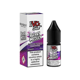 BERRY MEDLEY BY IVG 10ML SALT NICOTINE