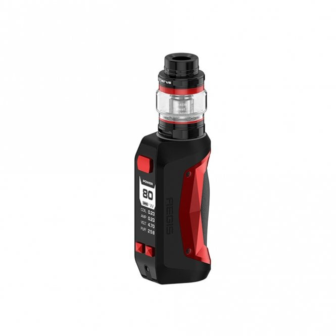 GEEK VAPE AEGIS SOLO 100W RED KIT