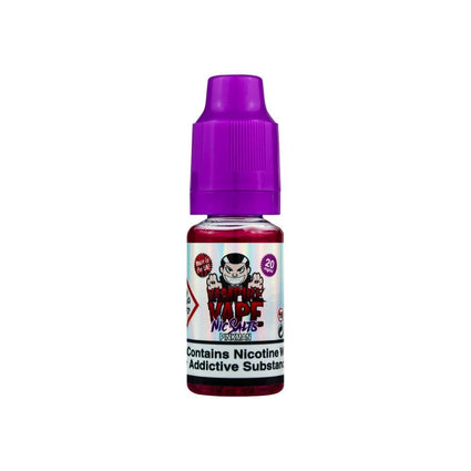 VAMPIRE VAPE PINKMAN 10ML SALT NICOTINE - FRUITY ORANGE LEMON GRAPEFRUIT