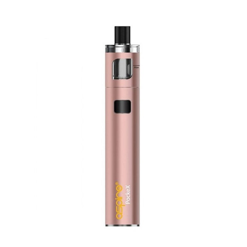 ASPIRE POCKEX 1500mAh STARTER KIT - ROSE GOLD