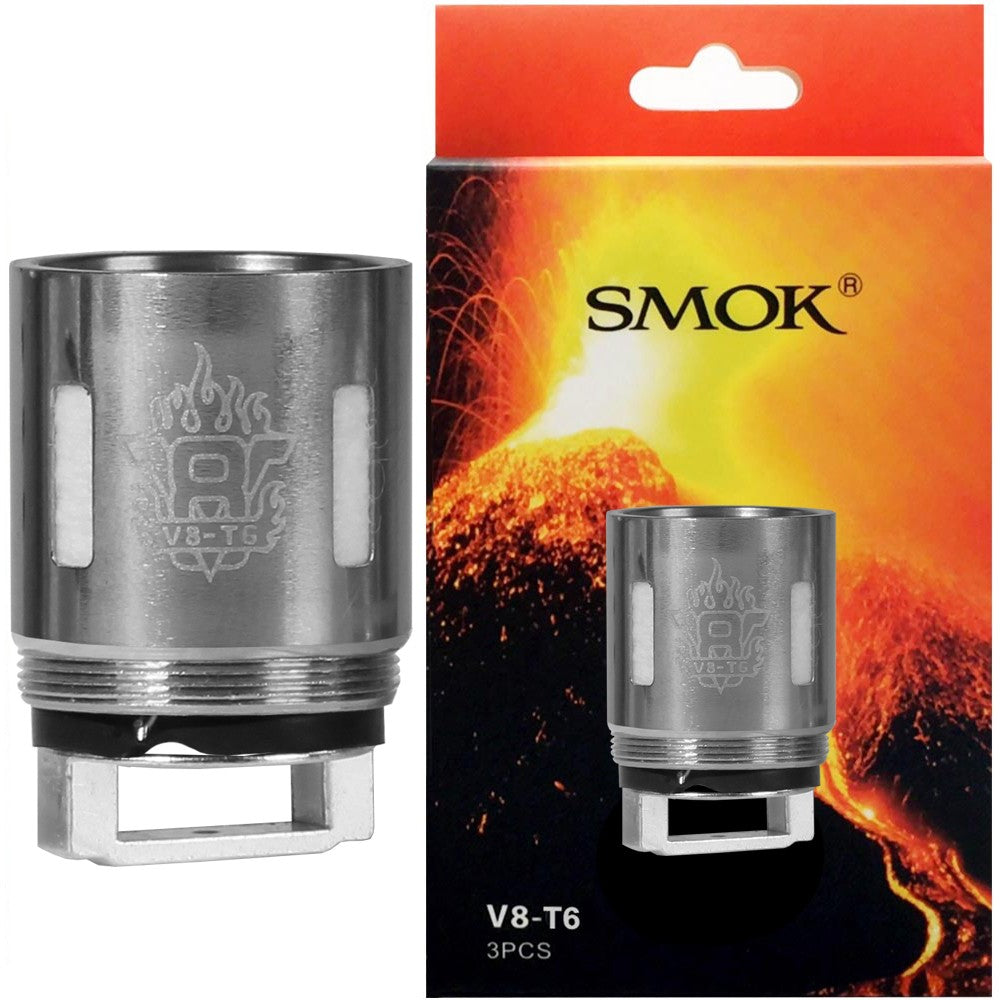 SMOK V8-T6 0.2 OHM PACK OF COILS