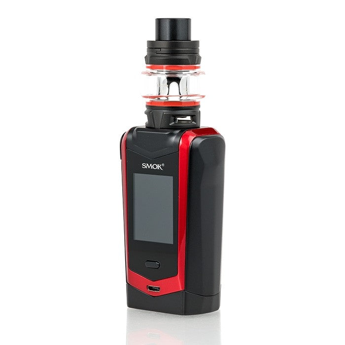 SMOK SPECIES BLACK RED TRIM 230W DUAL EXTERNAL BATTERY MOD DEVICE