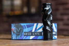 AVID LYFE MECHANICAL MOD BLACK MIDNIGHT QUICK FAST TWIST GYRE